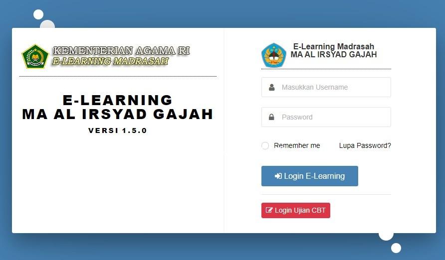 E-learning, Pilihan Bijak Selama Pandemi